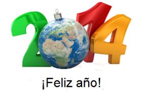 Feliz año 2014