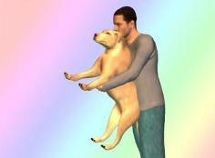Heimlich perro