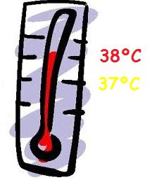 temperatura corporal 34 8 grados