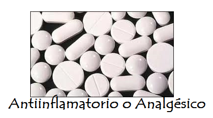 Antiinflamatorio o analgésico: ¿Sabes cuál usar para el dolor? (1/6)