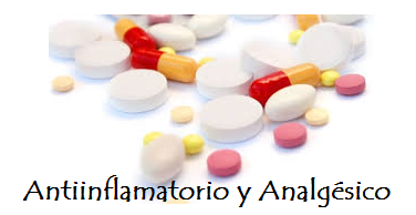 Antiinflamatorio y Analgésico