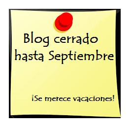 Blog de vacaciones
