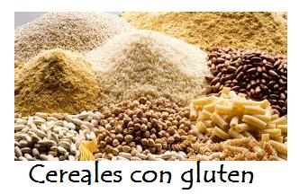 Comer sin gluten