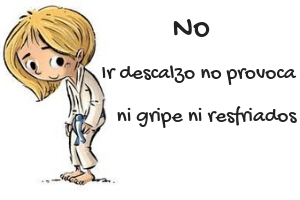 No ir desclazo no provoca gripe ni resfriados